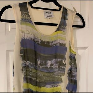 Akris Punto: Women's size 6. Sleeveless top